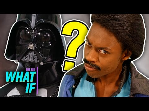WHAT IF STAR WARS...