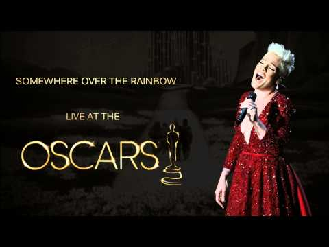 P!nk - Somewhere Over The Rainbow (Audio)
