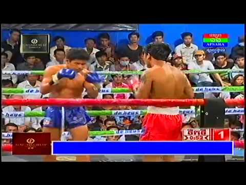 Samret Sopheap vs The Rasit (Thai) [26-10-2013]