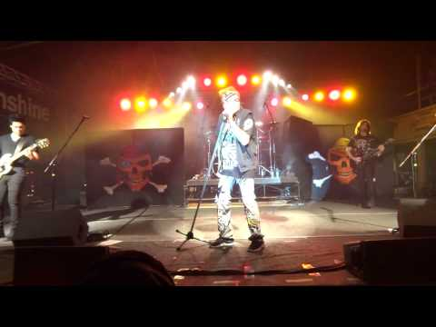 Raw footage of Great White  at Glencoe, Sturgis 2013