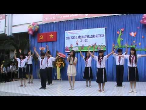 THCS Hoàng Lê Kha - 8/3 - Giấc Mơ Thần Tiên