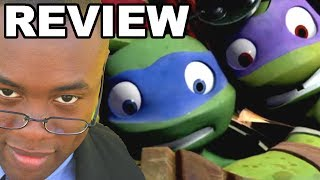 NINJA TURTLES Season 2 Premiere Review : Black Nerd