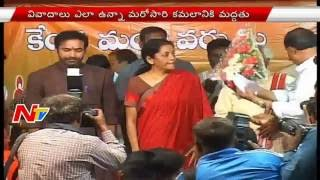 TDP gives clarity on RS seat to Nirmala Sitharaman