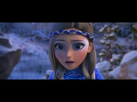 Snehová kráľovná: Tajomstvo ohňa a ľadu - trailer