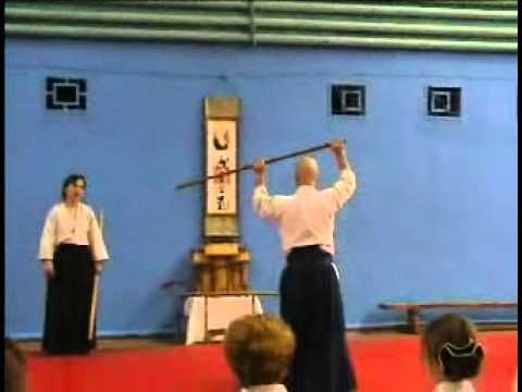 AIKIDO Seminar. Ethan Weisgard (6 DAN Iwama Aikido)