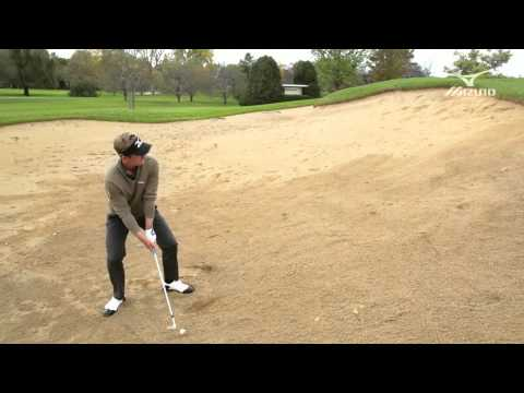 Luke Donald:  Mizuno Masterclass 14 / Nasty plugged lie
