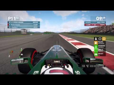 F1 2013 • AOR GP2 • Round 11 • Korea