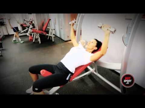 Vežbe za grudi i biceps
