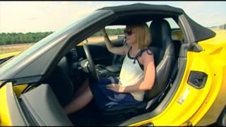 Шоу-тест Chevrolet Corvette C6 (Шевроле Корвет)