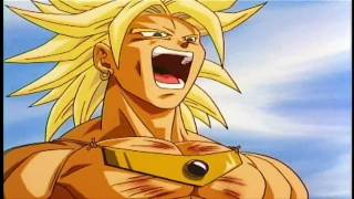 The Rage Of Broly (The Legendary Super Saiyan)
