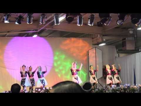 Nkauj Hmoob Hli Xiab @ Fresno Hmong Dance Competition 2013 -2014