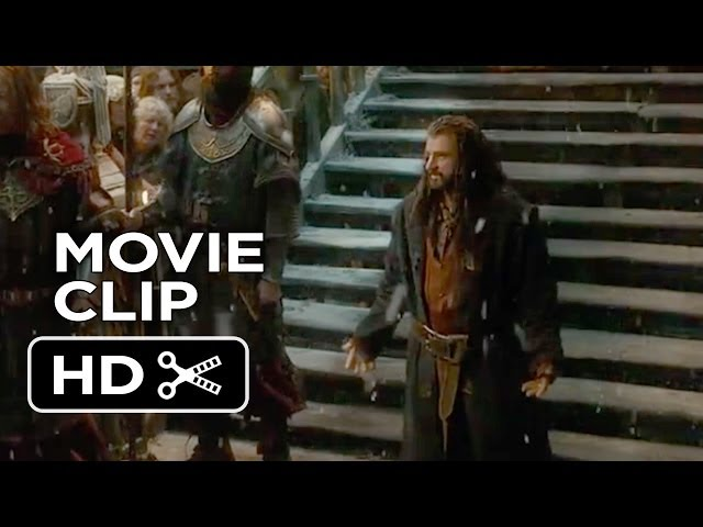 The Hobbit: The Desolation of Smaug Movie CLIP - Waken The Beast (2013) - LOTR Movie HD