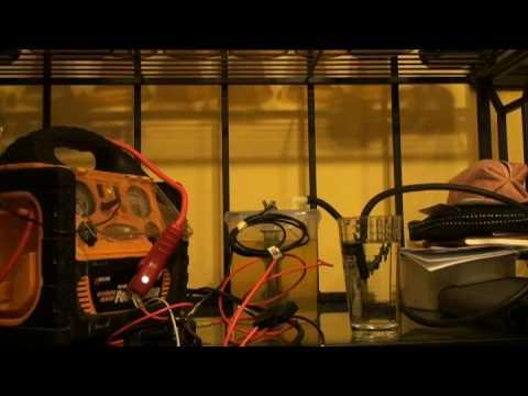 Carro movido a agua Video 2