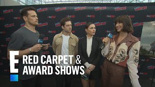 """Outlander"" Stars Talk All Things America! | E! Red Carpet & Award Shows"