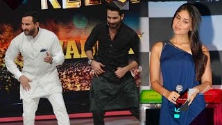 Kareena Kapoor on Shahid Kapoor and Saif Ali Khan's EQUATION