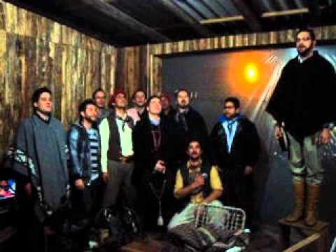 Hino do Rio Grande do Sul - Inauguração da Casa do Poli - Guapos do Itapuí