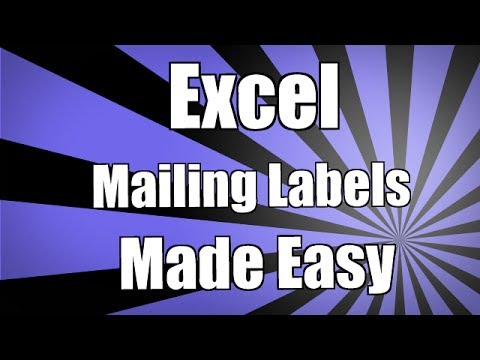 how to make labels in word 2010