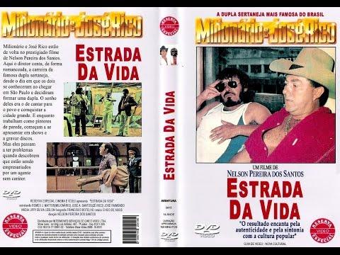 Estrada da Vida o Filme - Milionário e José Rico 1980