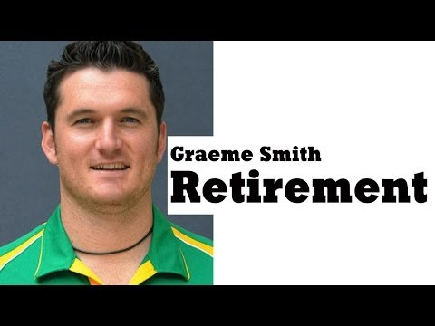Graeme Smith announces his Retirement :  Captain of the South African cricket team