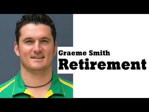 Graeme Smith announces his Retirement :  Captain of the South African cricket team