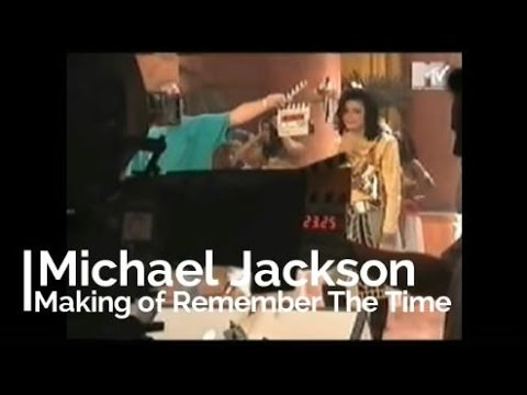 Michael Jackson - Making Of Remember The Time
