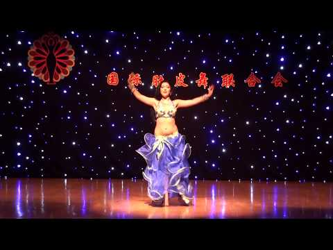 Oriental dance  in China