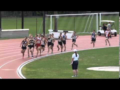 1500m men - Ontario Senior Outdoor Track & Field Championships Ottawa