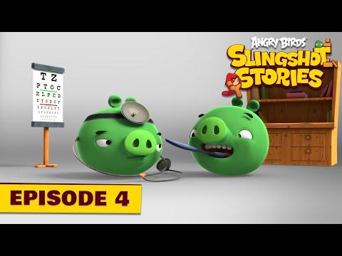 Angry Birds - Slingshot stories - 4 - Exploze prasat vysvětleny