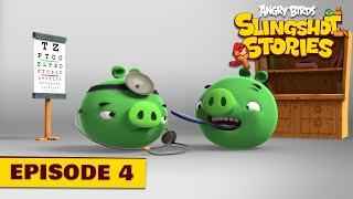 Angry Birds - Slingshot stories - 4 - Explózie prasiat vysvetlené