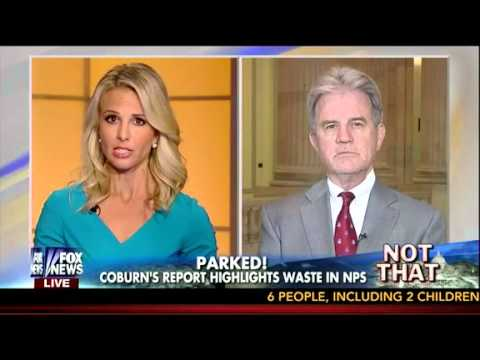 Tom Coburn Explains on Fox & Friends Why He Called Harry Reid an 'A**hole'