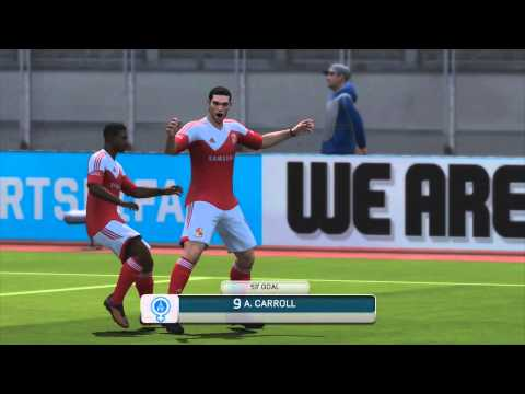 FIFA 14 | Andy Carroll Player Review