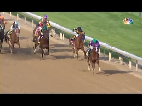 2014 Kentucky Derby - California Chrome + Post Race