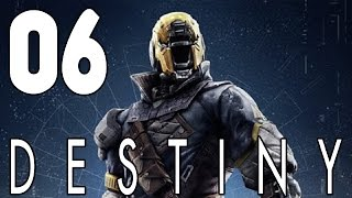 Let's Play Destiny Beta PS4 Gameplay German Deutsch Part 6 - Der Kriegsgeist