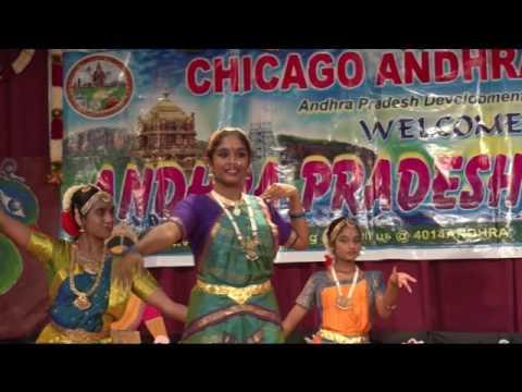 CAA - AP Cultural Festival - Oct 16th 2016 -   Item-13 - SajivaNadulu
