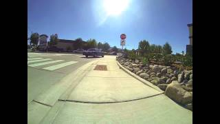 [STOP SIGN RUNNERS - A SOCIAL EXPERIMENT] Video