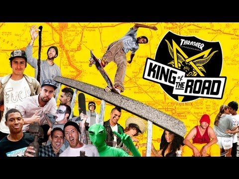 King of the Road 2011 Full Video