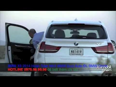 BMW X5 2014 hoàn toàn mới Đã có thể đặt hàng tại BMW EA Phú Nhuận! HOTLINE: 0938.891.898