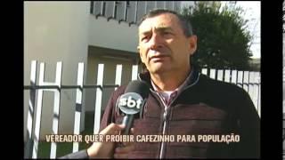 Vereador quer proibir cafezinho de gra�a para popula��o de Tr�s Pontas