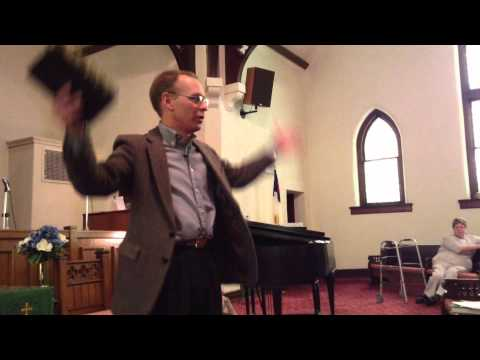 2/16/2014 Covington Presbyterian Scripture & Children's Sermon