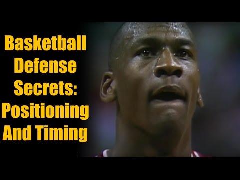 Basketball Defense Secrets, Tips, Techniques and Fundamentals: Man to Man Defense