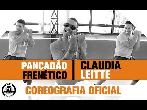 Pancadão Frenético - Claudia Leitte | Coreografia Oficial