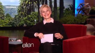 Ellen's Proposal: Real or Fake?