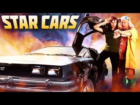 STAR CARS Ep 6- DeLorean Time Machine, We uncover the world's fastest DeLorean Time Machine (courtesy of a 300 hp engine swap) at DeLorean Motor Company California, and even discover secrets behin...