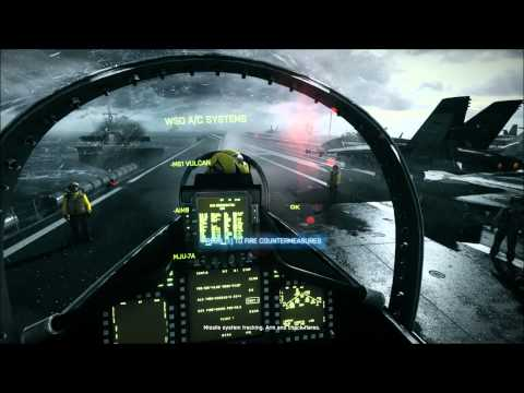 Battlefield 3 PC ULTRA Settings using XFX 6970: Going Hunting Level [1080p]