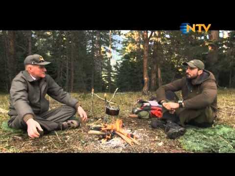 Doğada Tek Başına - Dağ Evi 1. Bölüm (08.02.2012)