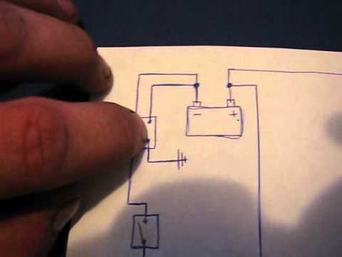 Dual    Battery       Wiring       Diagram    for ndchevy   YouTube