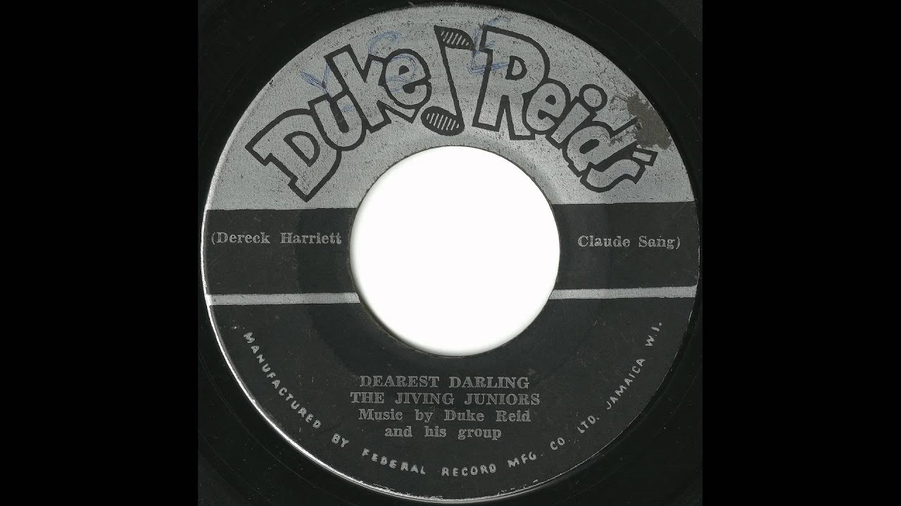 Derrick Harriott And The Wagabonds I Care Have Faith In Me