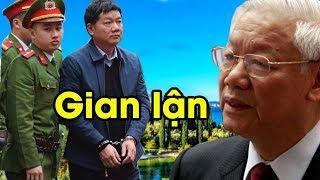 Luật sư của Đinh La Thăng đòi tố cáo Nguyễn Phú Trọng gian lận trong phiên xử