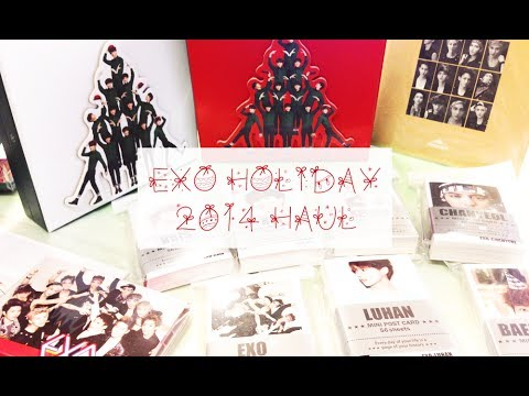 Exo Holiday Haul ✽