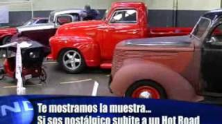 Expo Tuning Hot Rod Y Autos Antiguos